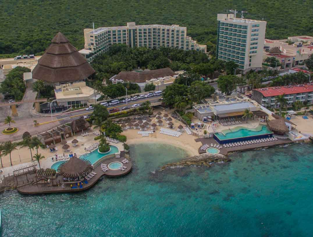 Grand Park Royal Cozumel All Inclusive Dive Package Salty Endeavors